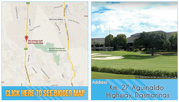 Orchard Golf and Country Club Location, Map and Address