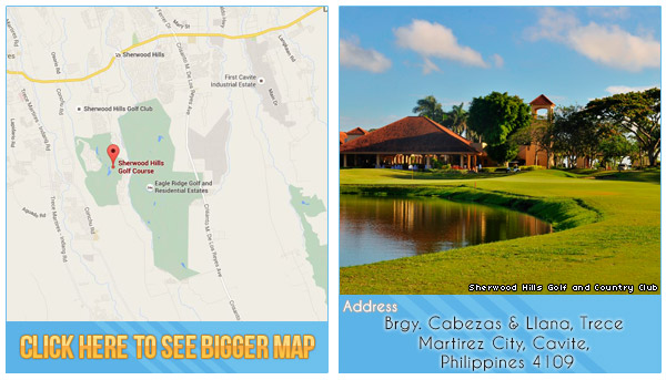 Sherwood Hills Golf and Country Club Location, Map and Address