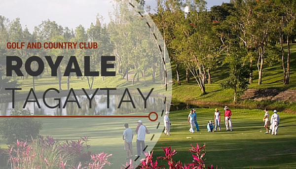 Royale Tagaytay Golf and Country Club