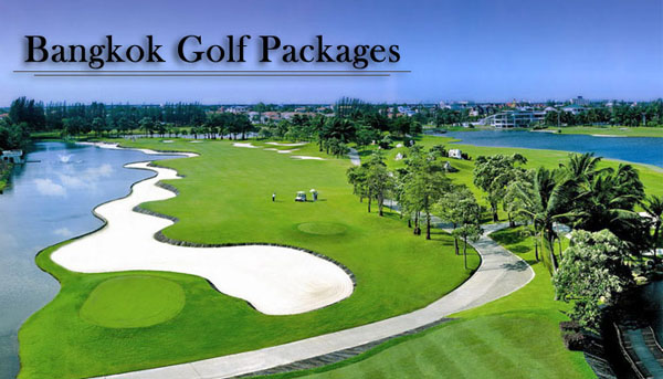 Bangkok Thailand Golf Vacation Packages
