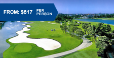 Bangkok, Thailand Golf Packages