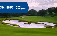 Hainan (Mission Hills Haikou) Golf Packages - 3 Days 2 Nights at $642/pax