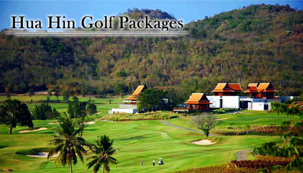 Hua Hin Golf Vacation Packages