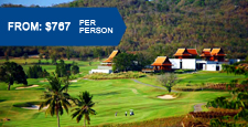 Hua Hin, Thailand Golf Packages