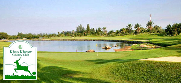 Khao Kheow Country Club Golf Travel Packages