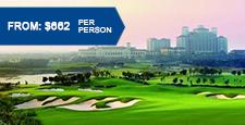 China A Golfers Escapade