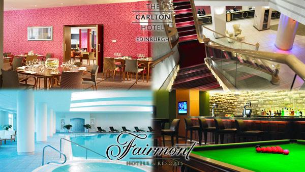 Scotland Hotel Amenities