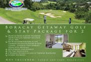 Offer #3 - Boracay Getaway Golf & Stay Package for 2