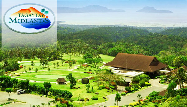 TAGAYTAY MIDLANDS INTERNATIONAL GOLF CLUB