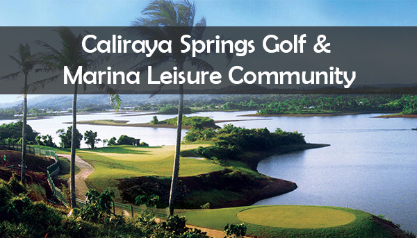 Caliraya Springs Golf & Marina Leisure Community