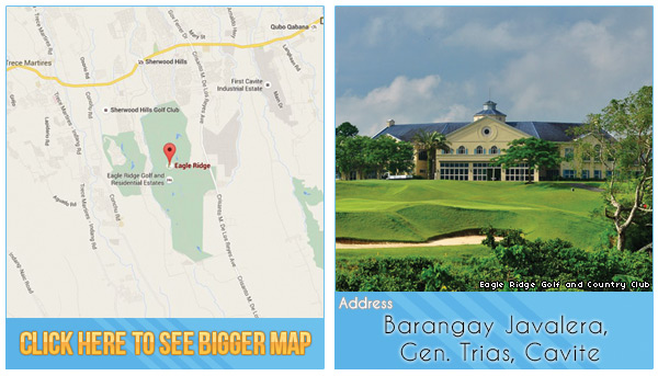 Eagle Ridge Golf and Country Club Location, Map and Address