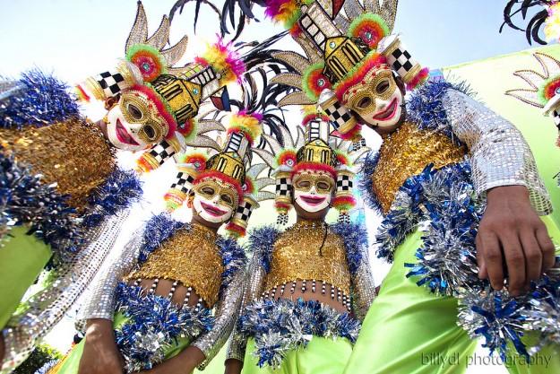 Bacolod's Masskara Festival
