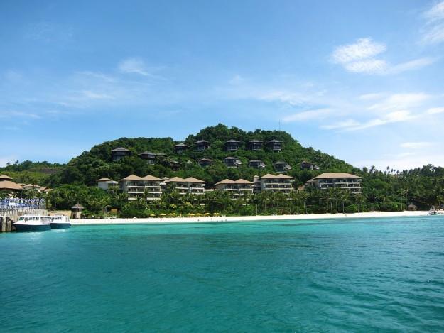Boracay's White Beach