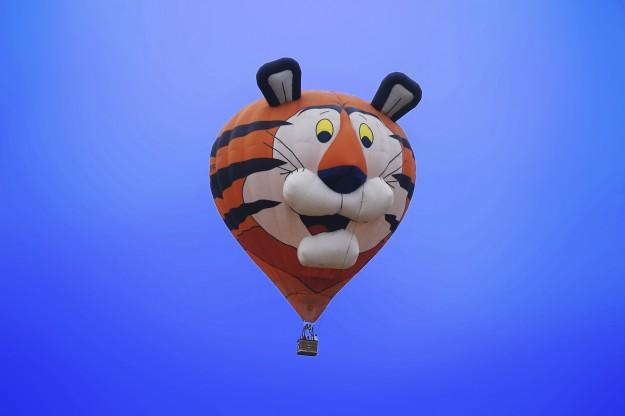 Clark Pampanga's Hot Air Balloon