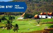 Hua Hin, Thailand Golf Packages