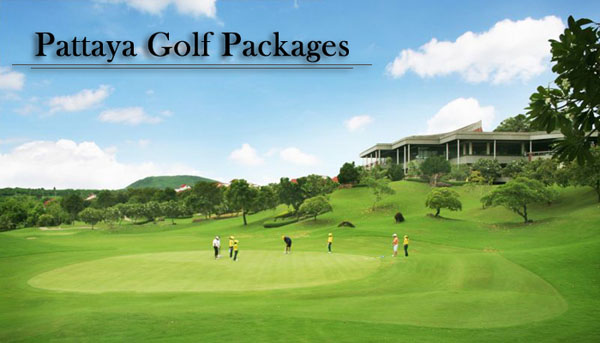 Pattaya, Thailand Golf Vacation Packages