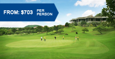 Pattaya, Thailand Golf Packages