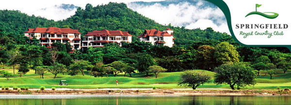 Springfield Royal Country Club Golf Trip and Holidays