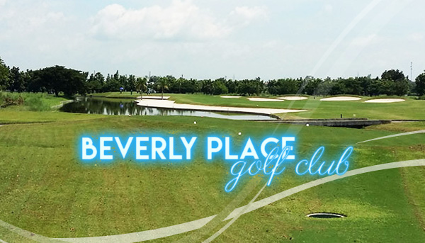 BEVERLY PLACE GOLF CLUB