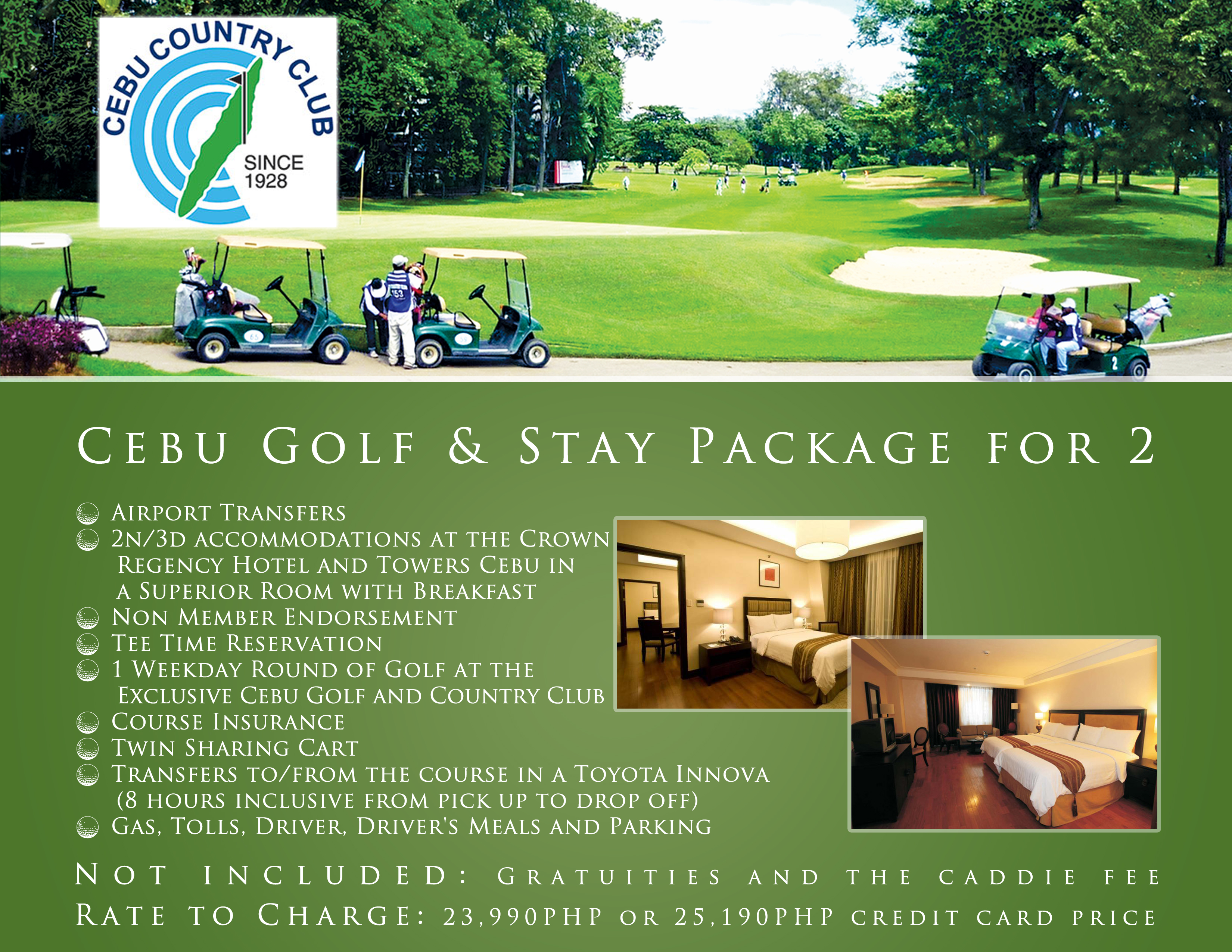 Offer #7 - Cebu Golf & Stay Package for 2 copy